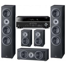Домашний кинотеатр set 5.0 Yamaha RX-V381+ Magnat Supreme 1002/102/252