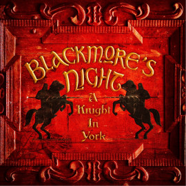 BLACKMORE'S NIGHT – A KNIGHT IN YORK 2 LP 2012 5099970549218