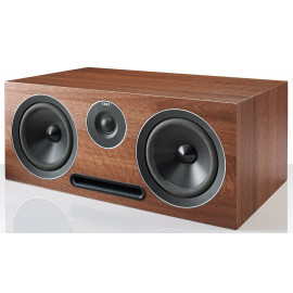 Acoustic Energy 307 Centre Walnut wood veneer