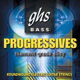 GHS STRINGS 5M8000 BASS PROGRESSIVES