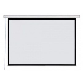 "AV Screen 3V150MEH-T(16:9 150"")Matte White SOMFY"
