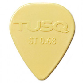 GRAPH TECH PQP-0068-V6 TUSQ STANDARD PICK 0.68MM VINTAGE (WARM) 6 PACK