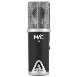 APOGEE MIC 96K USB Microphone for Windows & Mac (including tripod & stand adapter)