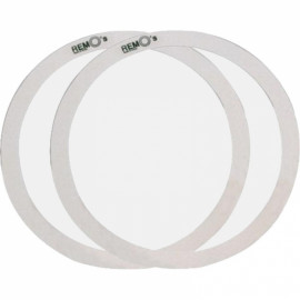 "REMO 2-PACK 14"" RINGS (1"" x2)"