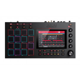 AKAI MPC LIVE Hybrid Standalone Hardware DAW with Software Integration