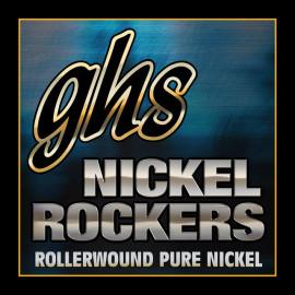 GHS STRINGS 1300 LOW TUNED NICKEL ROCKERS 011-058