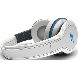 SMS STREET by 50 Wired Over-Ear White