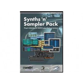 Sonic Core (CreamWare) Synths Sampler Pack