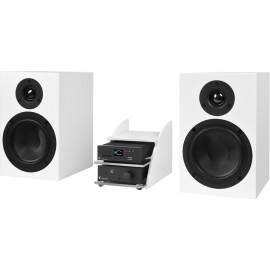 Pro-Ject Set HiFi Mediaplayer Silver
