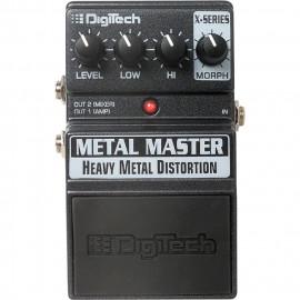 Digitech XMM Metal Master Heavy Metal Distortion