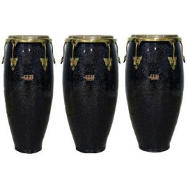 DB Percussion COG-100LB Sparkle Black, 10""