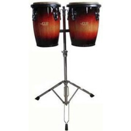 "DB Percussion MCLB-400, 9"" 10"" Sunburst"