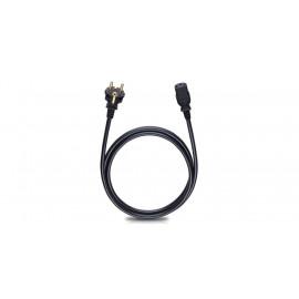 OEHLBACH Powercord C13/150 black, 1,5 м