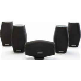 Monitor Audio MASS 5.0 Satellite System Black
