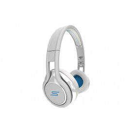 SMS STREET by 50 Wired On Ear White