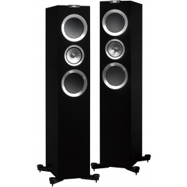 KEF R500 Piano Black High Gloss
