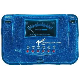 Fender AG6 Blue Sparkle EXP II
