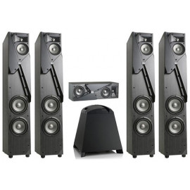 JBL STUDIO190/190PACK Black