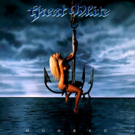 Great White - Hooked - 1991. GER. NM/NM