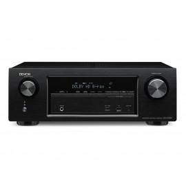 Denon AVR-X1100W Black