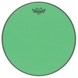 """REMO EMPEROR 10"""" COLORTONE GREEN"""