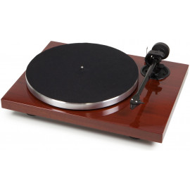 Pro-Ject 1XPRESSION CARBON CLASSIC (2M-Silver) Mahogany