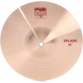 "Paiste 2002 Splash 10"""
