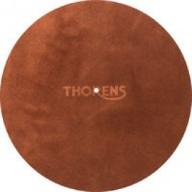 Thorens Leather Mat DM-233 Brown