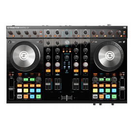 Native Instruments Traktor Kontrol S4 MK2 Black