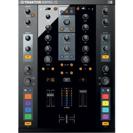 Native Instruments Traktor Kontrol Z2 Black