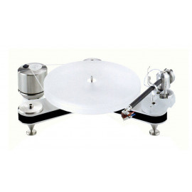 Clearaudio Solution (Clarify Carbone tonearm, w/o cart.) Black with silver