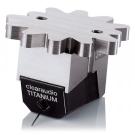 Clearaudio Titanium V2 95 dB, MC 015 / V2, титановый корпус