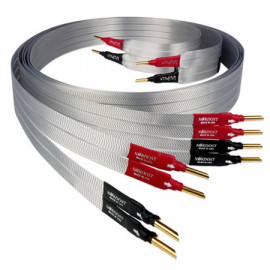 Nordost Tyr-2, 2x1m is terminated with low-mass Z plugs