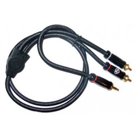 Silent Wire Serie 4 mk2 3,5mm Jack to RCA 1m