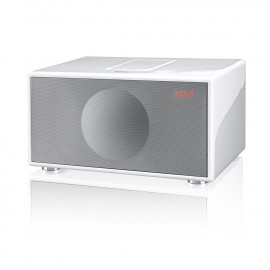 Geneva Sound System Model M (clock radio) - White
