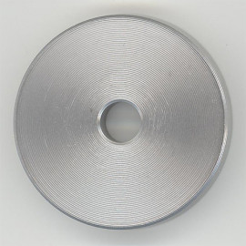 Tonar Adaptor 45 RPM Alluminium, art. 5953