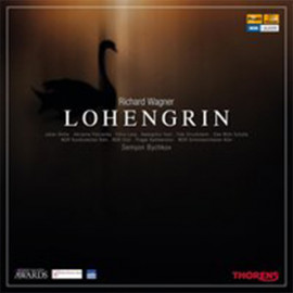 Thorens Album Vinyl 5 LP from Richard Wagner, Lohengrin
