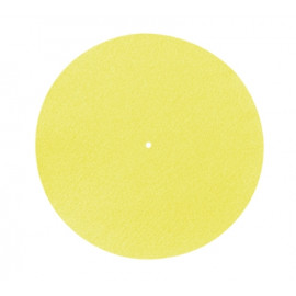 Pro-Ject FELT-MAT 280MM Yellow