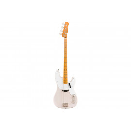 SQUIER by FENDER CLASSIC VIBE '50S PRECISION BASS MAPLE FINGERBOARD WHITE BLONDE
