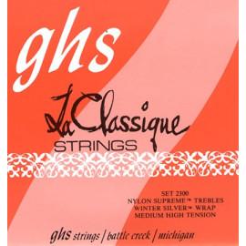 GHS STRINGS 2300G
