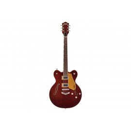 GRETSCH G5622 ELECTROMATIC CENTER BLOCK DOUBLE-CUT WITH V-STOPTAIL AGED WALNUT