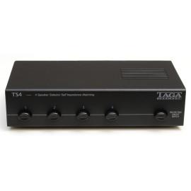 Taga Harmony TS-4 Speaker Selector BLACK