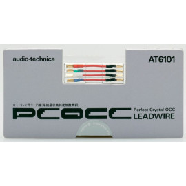 Audio-Technica acc AT6101 Cartridge headshell lead wired