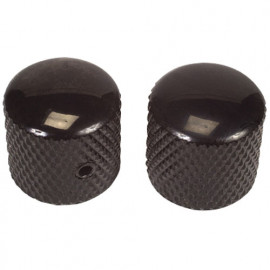 PEAVEY GUITAR DOME KNOBS BLACK