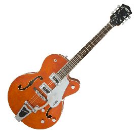GRETSCH G5420T ELECTROMATIC HOLLOW BODY SINGLE CUT ORANGE STAIN