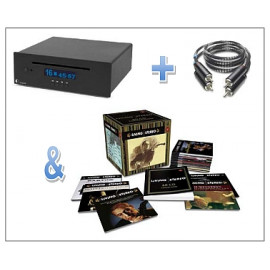 Pro-Ject CD Box DS SuperPack Black