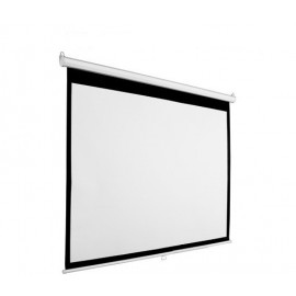 "AV Screen 3V130MEH(16:9,130"")Matte White"