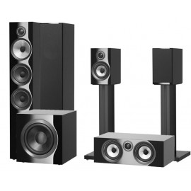 B&W серии 704 S2 set 5.1Black Gloss
