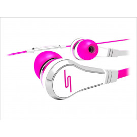 SMS STREET by 50 Wired Earbuds Pink