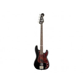 FENDER SQUIER EVA GARDNER PRECISION BASS RW Black